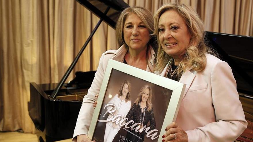 Baccara, con María Mendiola al frente, vuelve con nuevo disco de estudio