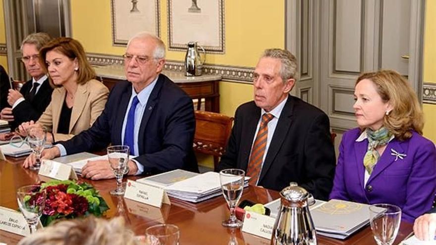El PP coloca a Cospedal en el patronato del Real Instituto Elcano