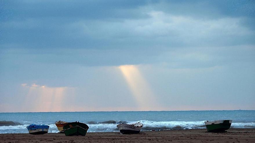 Playa de la Malvarrosa, en Valencia (Imagen: Toni | Flickr)