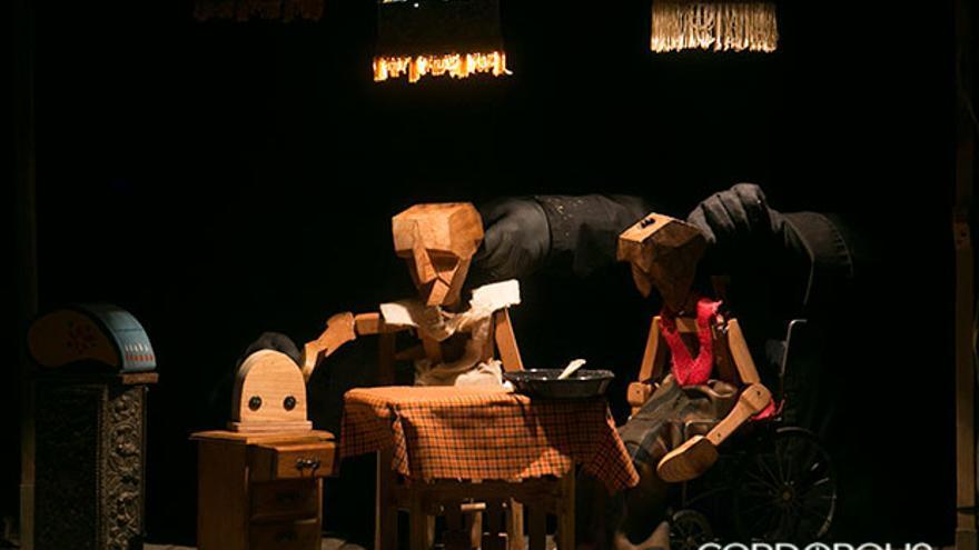 El Legado de Axioma Teatro en la Feria de Teatro de Palma | MADERO CUBERO