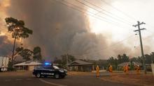 Confirmado por primera vez el papel del cambio climático en los incendios devastadores de  Australia