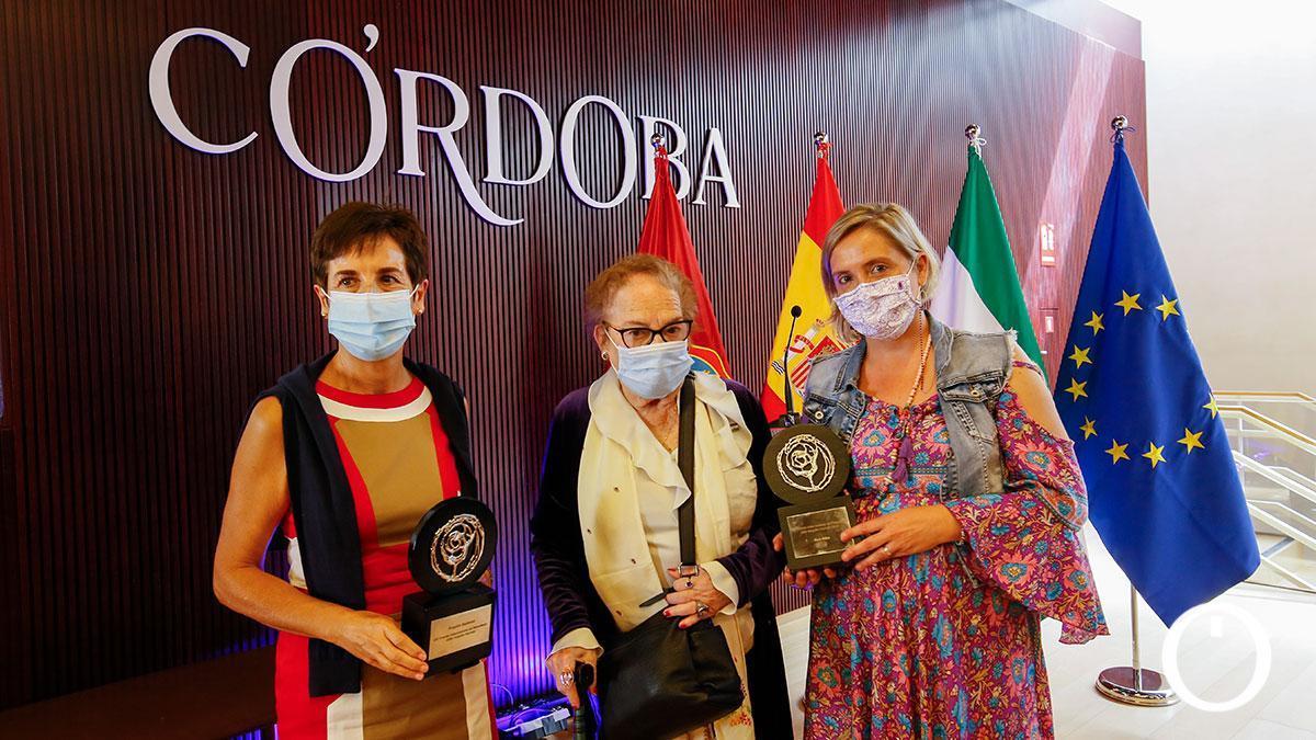 Entrega del XIV Premio Periodístico Julio Anguita Parrado a Ángeles Espinosa