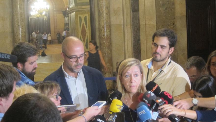 """La AMI, convencida de que Colau """"facilitará que en Barcelona se pueda votar con normalidad"""""""