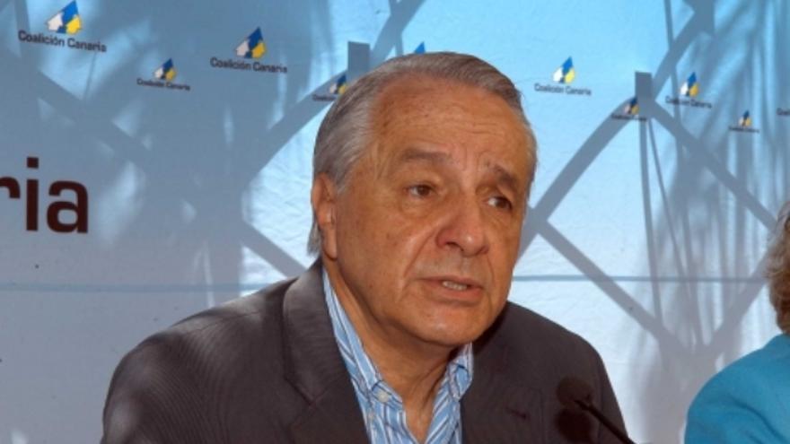 José Carlos Mauricio en una fotografía de archivo.