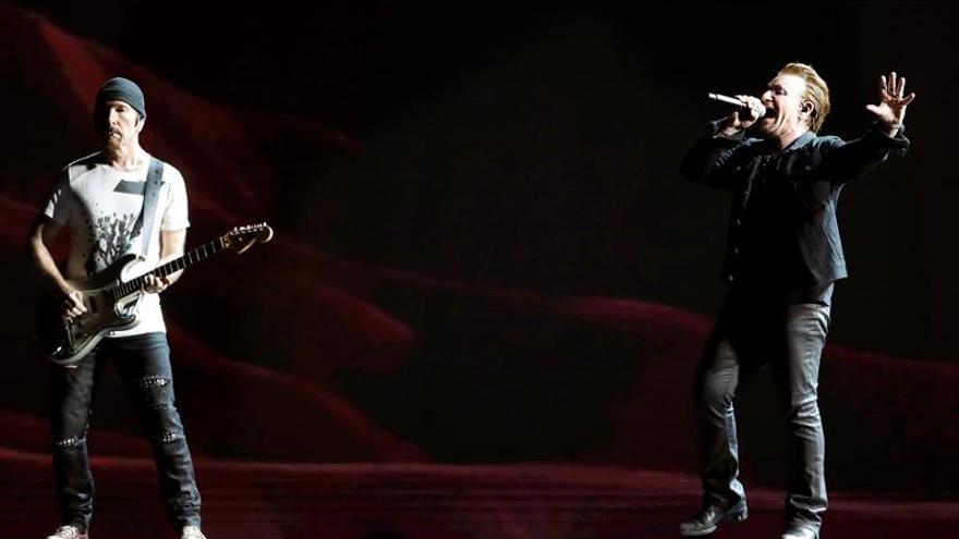 U2 cancela su concierto en San Luis (EEUU) ante protestas raciales