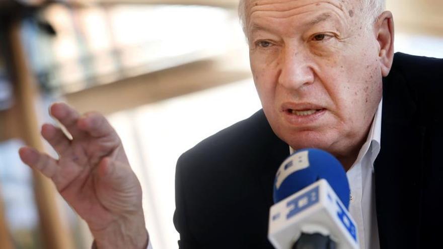 "Margallo ve a Reino Unido en ""permanente infracción"" a la ONU sobre Gibraltar"