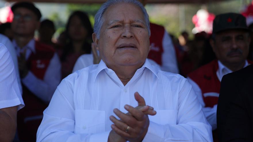 Expresidente Sánchez Cerén estaría en Nicaragua, según ministro de Seguridad