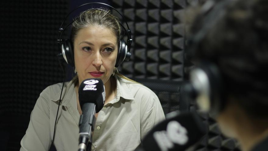 María Eugenia Rodríguez Palop en Carne Cruda