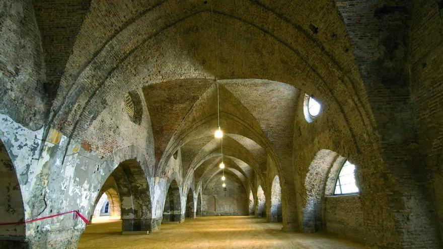 """Las restauradas Reales Altarazanas de Sevila/ Lista verde de """"La lista roja del patrimonio"""""""