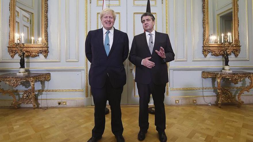 """Sigmar Gabriel cree que Londres sufrirá una """"carga mayor"""" que la UE si no hay acuerdo"""