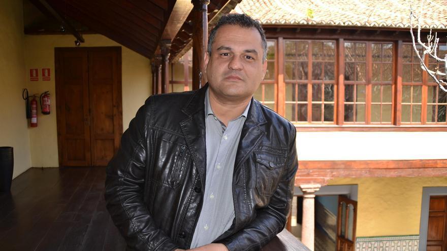 El actual concejal de Seguridad Ciudadana, José Alberto Díaz.