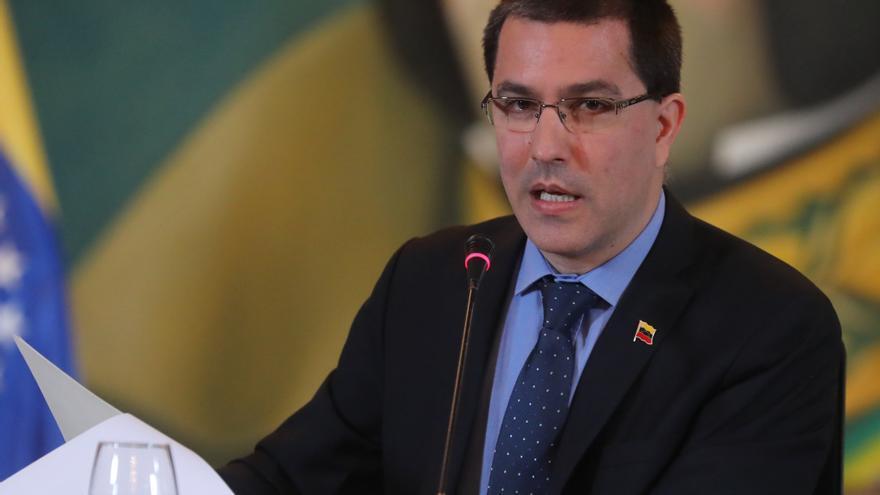Venezuela reafirma su apoyo a Palestina durante un encuentro diplomático