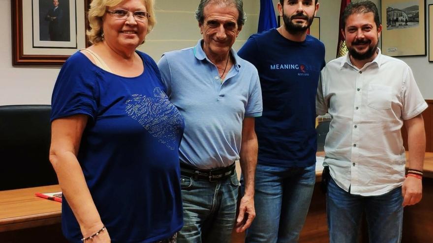 Castro presidirá la nueva Mancomunidad de Ribereños y Pérez Torrecilla será el vocal en Comisión del Trasvase
