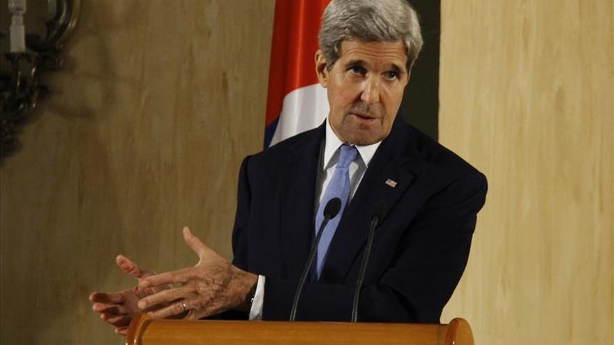 Kerry viaja a Europa para la cumbre climática de París y reunión de la OTAN