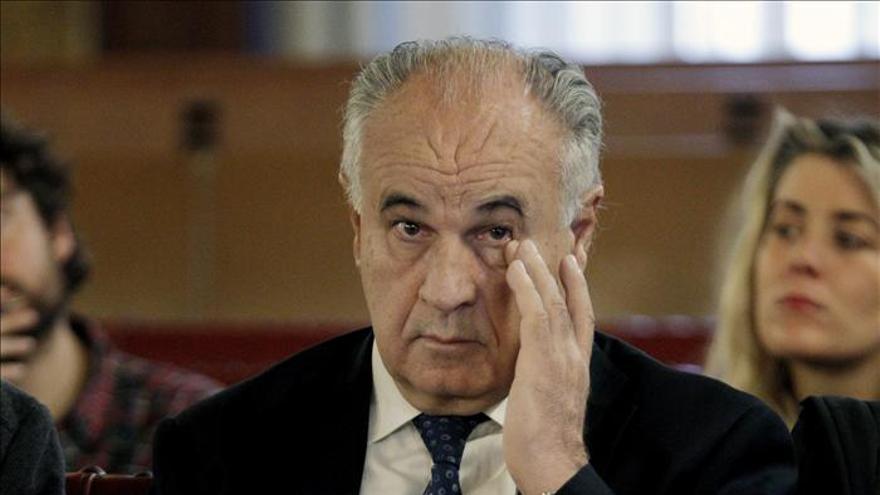 La exdirectora del IVAM pagó la fianza de 200.000 euros de su marido Rafael Blasco