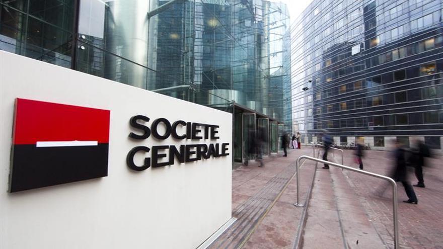 El banco Société Génerale reducirá el 9 % de sus efectivos en Francia