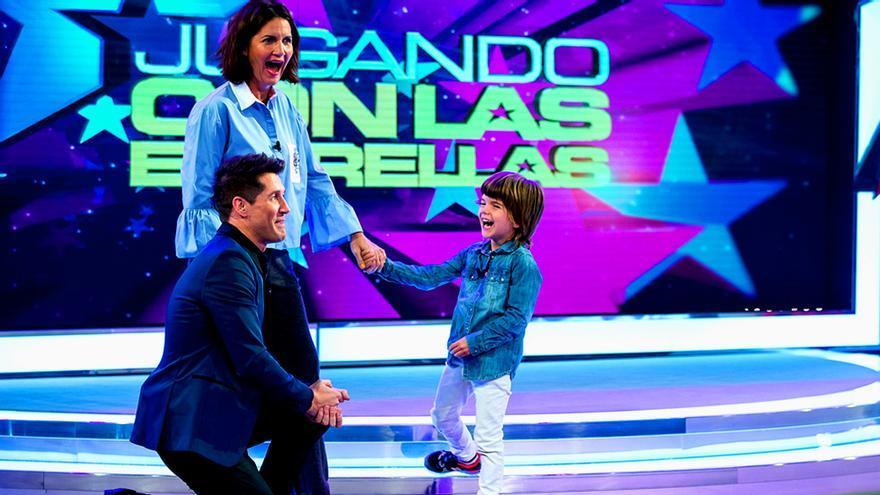 Primera promo de 'Jugando con las estrellas', el concurso VIP con Cantizano en TVE