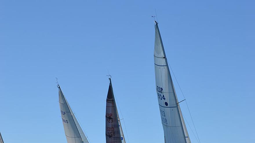 La regata Huelva-La Gomera estaba prevista celebrarse entre el 29 de agosto al 5 de septiembre.