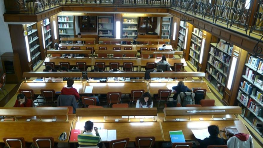 Biblioteca conservatorio de Toledo