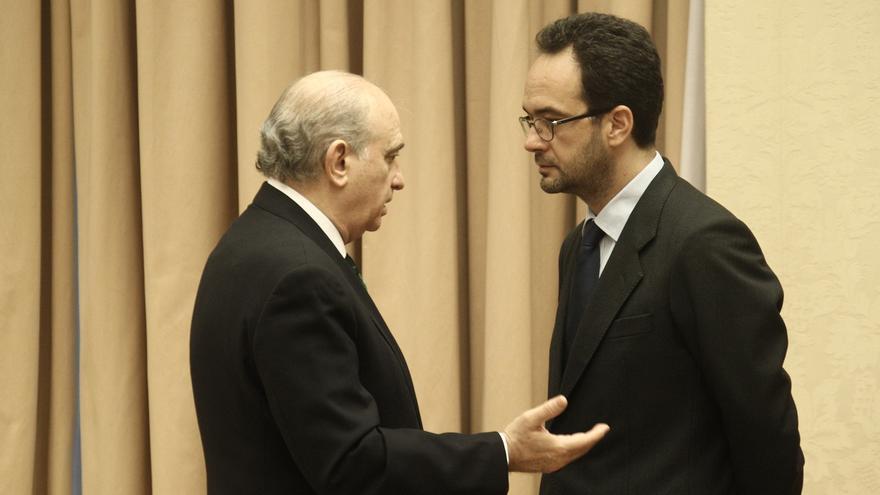 El Congreso aplaza la puesta en marcha de la comisión de investigación de Fernández Díaz hasta que se recupere