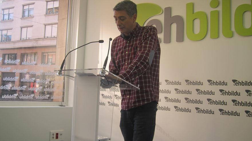 """EH Bildu cree que solo un cambio de políticas fiscales evitará """"nuevos recortes"""" y tener un sistema de pensiones vasco"""