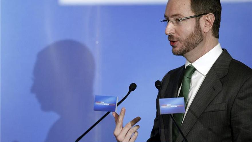 Maroto expone al Rey resultados de la Capital Verde y le plantea proyectos