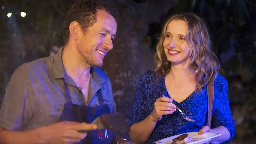 Julie Delpy y Dany Boon en 'Lolo'