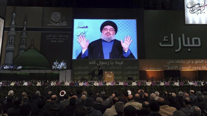 La oposición siria cree que el discurso de Nasralá allana el camino al conflicto en la región