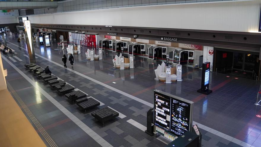 Japón prohíbe las llegadas de las aerolíneas bielorrusas tras el aterrizaje forzado