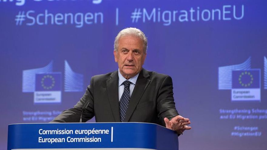 La CE propone prolongar los controles en las fronteras internas hasta 3 años si hay amenaza