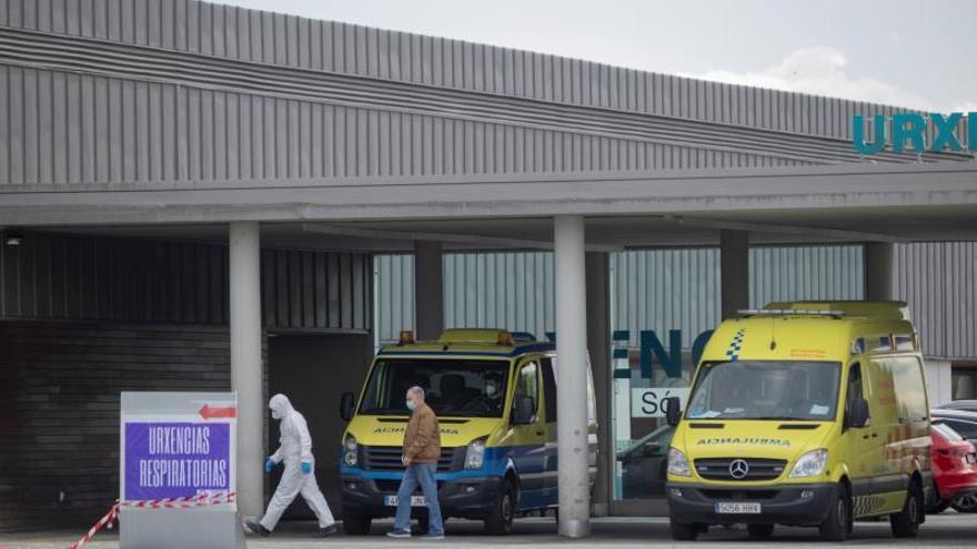 Galicia registra 5.435 contagiados por coronavirus, 162 en UCI y 258 muertos