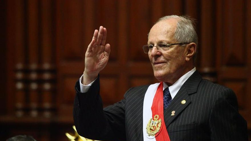 Vicente romero jura como nuevo ministro de interior de per for Nuevo ministro del interior peru