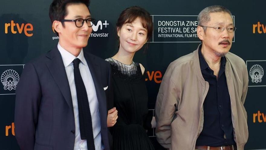 El Zinemaldia premia el cine improvisación de Hong Sang-soo, Mejor Director