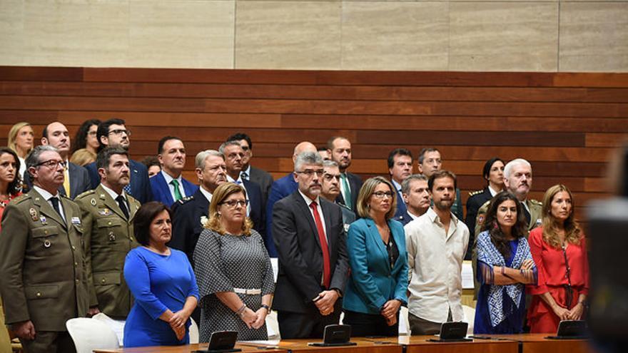 Día Extremadura Asamblea