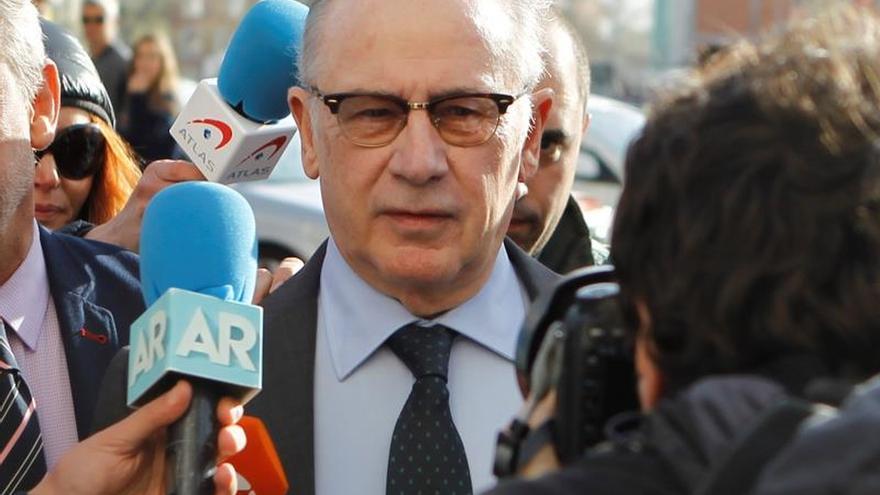 La Audiencia de Madrid rechaza levantar la fianza de 18 millones de euros a Rato