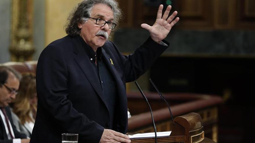 ERC reitera su apoyo a la moción de censura del PSOE