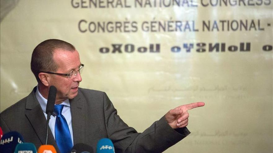"""Kobler insiste en la """"urgencia"""" de llegar a un acuerdo político en Libia"""
