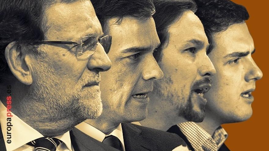 """Ningún partido español puede considerarse transparente: PP, PSOE, Podemos y Ciudadanos sólo llegan a """"traslúcidos"""""""