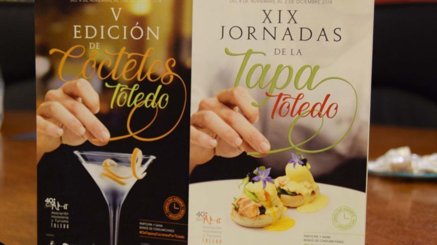 Tapas y cócteles, protagonistas de la gastronomía de otoño en Toledo