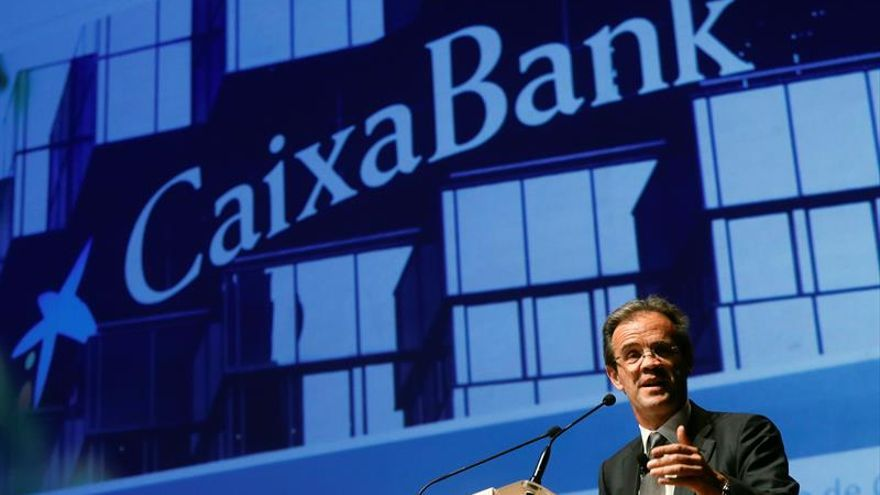CaixaBank quiere alcanzar una rentabilidad superior al 12 % en 2021