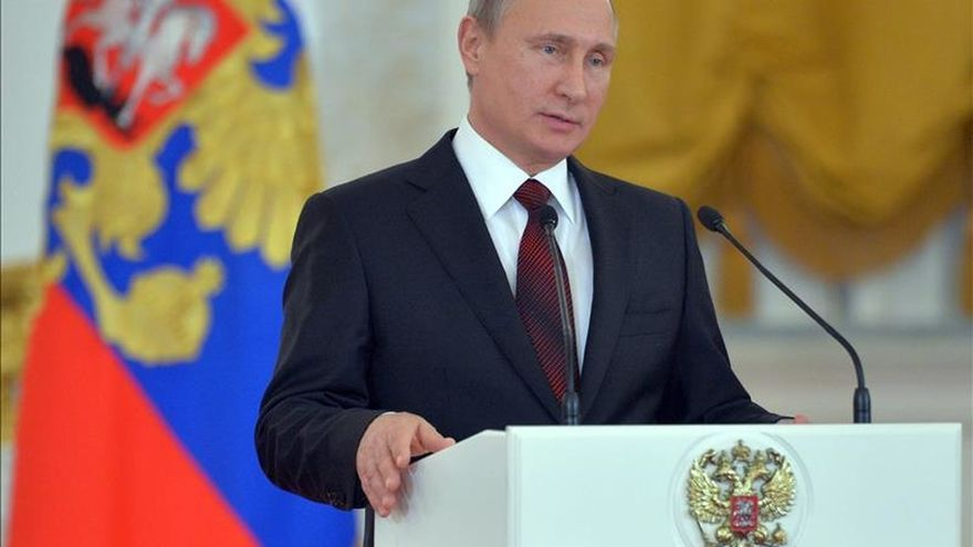 Rusia reforzará su arsenal nuclear en respuesta al escudo antimisiles de EEUU