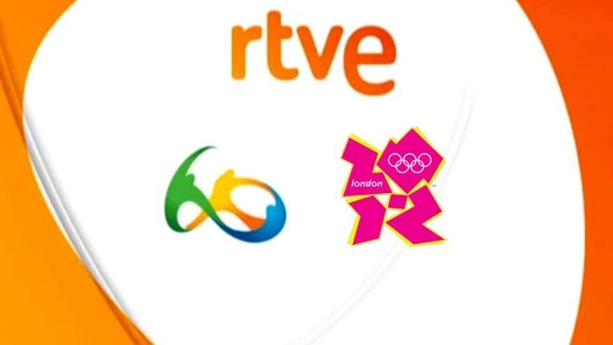 Río 2016, un empujón a las audiencias de TVE que no alcanza a Londres 2012