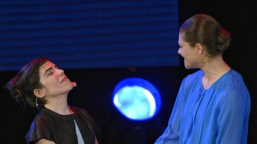 La argentina Isol recibe el premio Astrid Lindgren de literatura infantil