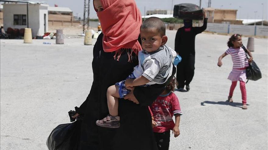 """Los yihadistas detienen a tres mujeres sirias por """"reirse en voz alta"""""""