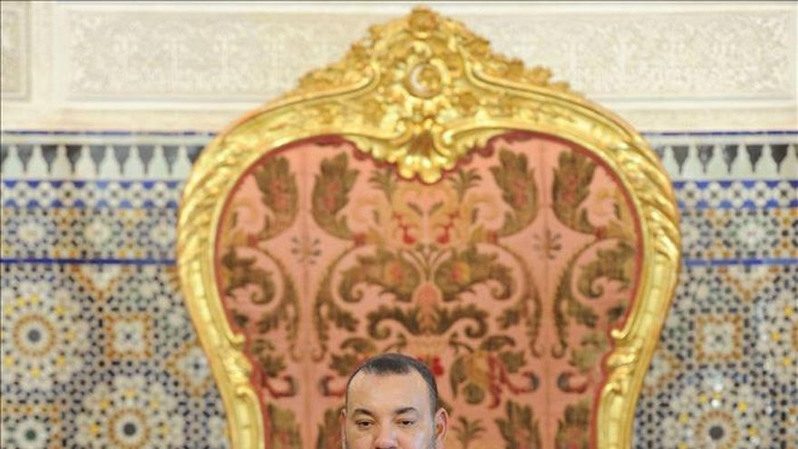 Mohamed VI va a ser tío-abuelo gracias al embarazo de su sobrina Sukaina