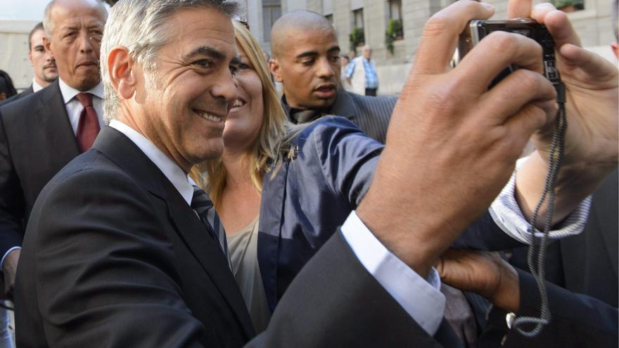 George Clooney recauda 500.000 dólares en Ginebra para la campaña de Obama