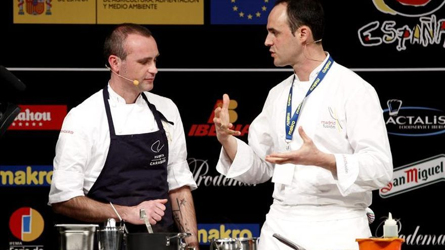Los cocineros españoles reivindican su liderazgo y su legado creativos