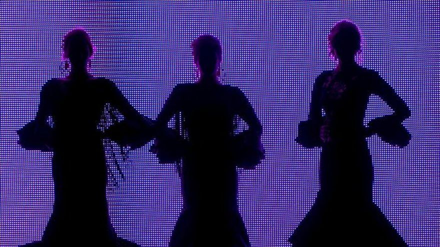 El colorido de la moda flamenca inundará Miami