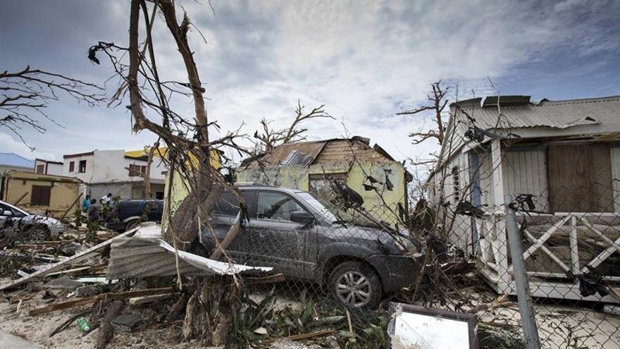 Irma causó daños por 1.200 millones de euros en San Martín y San Bartolomé