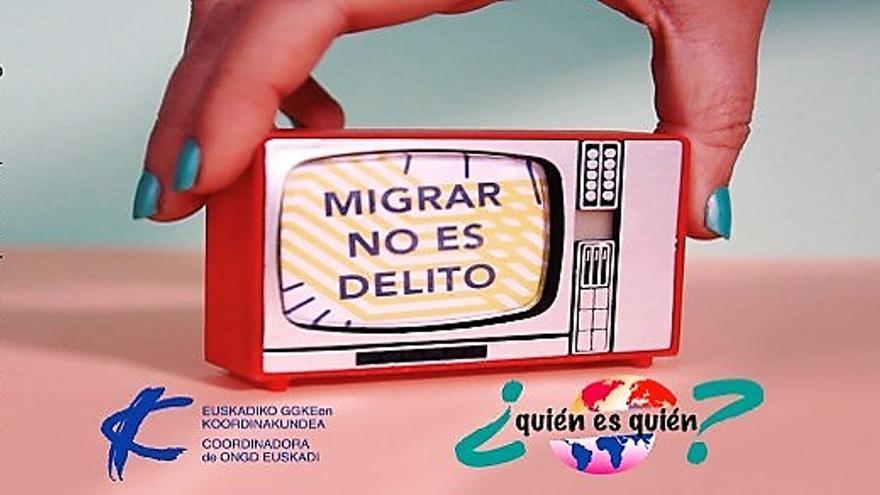 Imagen de una campaña de la Coordinadora.